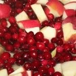 Apples & Cranberries, by bakerina on Flickr