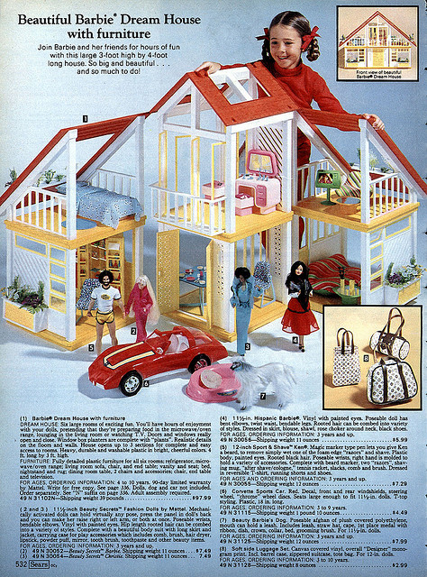 1984 Toys For Girls : Generation xx the sears wish book persephone magazine
