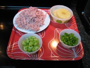 Hawaiian Party Casserole Ingredients