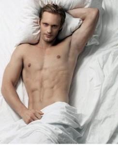 Alexander Skarsgard Topless