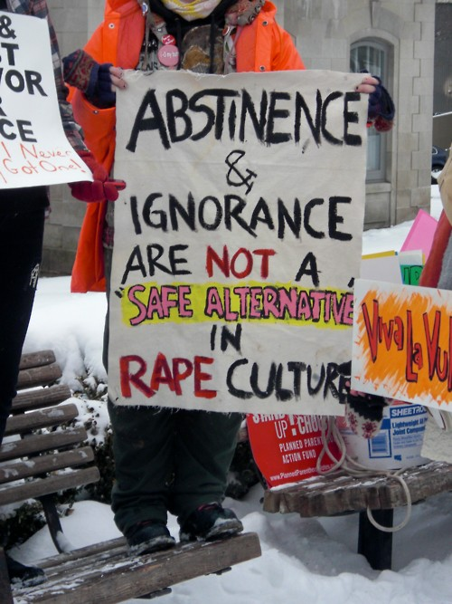 Abstinence & ignorance