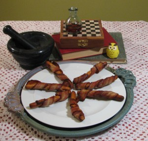 bacon wands