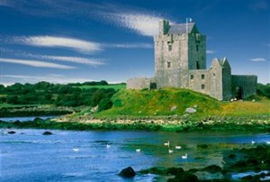 An Irish castle