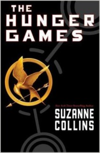 Cover art: The Hunger Games, by Suzanne Collins