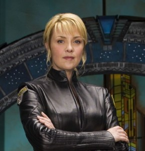 Samantha Carter from the Stargate franchise