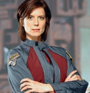 Elizabeth Weir from Stargate Atlantis