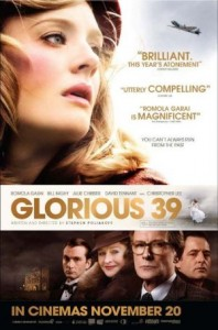 Poster for Glorious 39