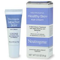 A tube and box of Neutrogena Eye Cream