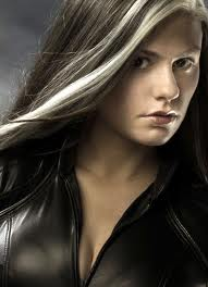 Anna Paquin as Rogue from X-Men