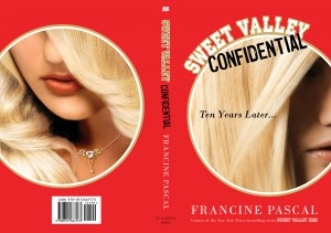 Cover of Sweet Valley Confidential