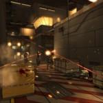 Deus Ex: Laser and bad guys