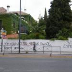 Vegan graffiti in Spain
