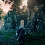 Witcher 2 forest