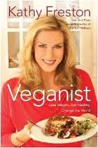 Photo of Kathy Freston's book Veganist