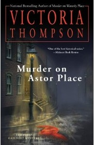 Victoria Thompsons Gaslight Mysteries Are Awesome They Take Place In New York Around The Turn Of Century And Feature Sarah Brandt Detective Frank