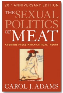 "Cover of ""Sexual Politics of Meat"""