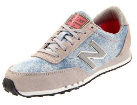 Heidi Klum's ugly shoes New Balance