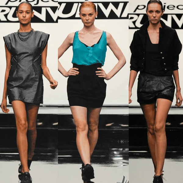 Team Bryce Project Runway