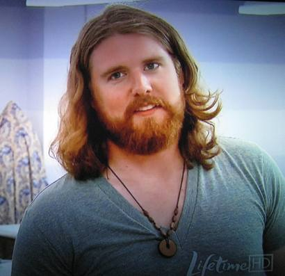 Ewan from The Sheepdogs Project Runway