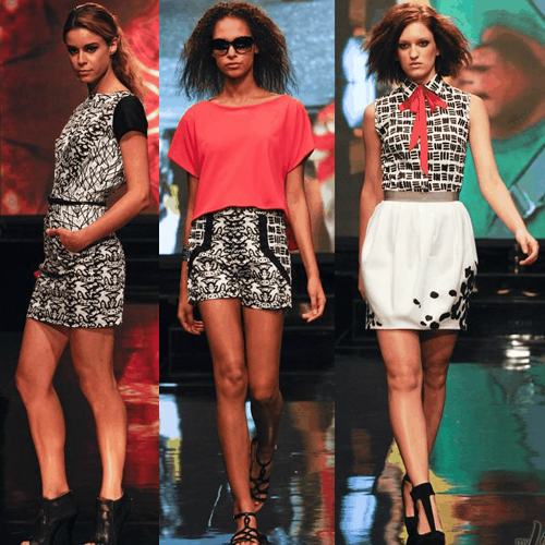 Team Chaos Project Runway