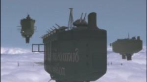 Anatory ship, submarine that fly