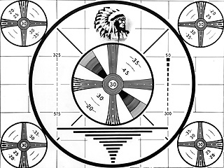 RCA Off Air Test Pattern