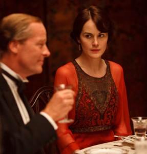Mary stares at Carlisle