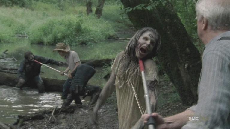 Tv Recap Walking Dead 27 Pretty Much Dead Already Persephone