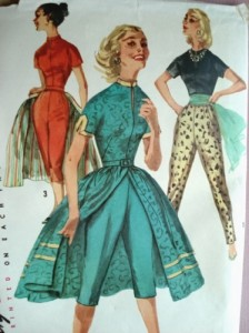 Fashions of the 1950s 39