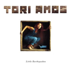 Tori Amos: Little Earthquakes album cover