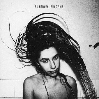 PJ Harvey: Rid of Me album cover