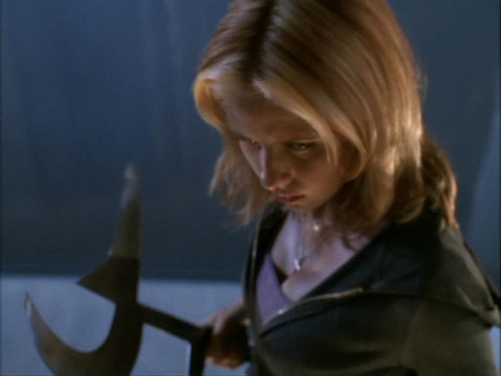 Recap Buffy The Vampire Slayer Episode 3 01 Anne