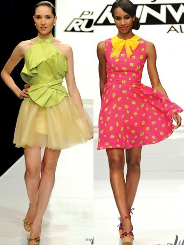 Anthony Kenley Designs Episode 4 Project Runway All Stars