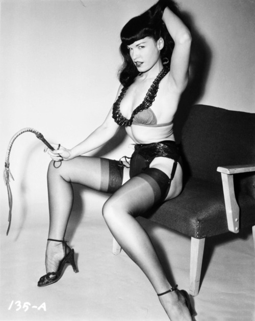 Betty Page Nude Photos 27