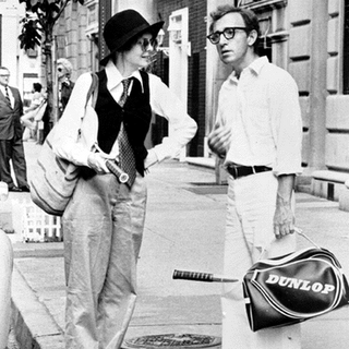 Diane Keaton in Annie Hall, pic courtesy of Michael's Movie Mania.