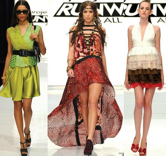 Rami Jerell Kara Designs Episode 4 Project Runway All Stars