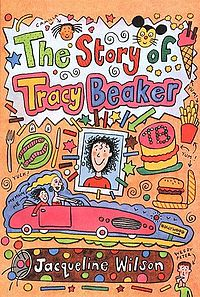 Cover of The Story of Tracy Beaker