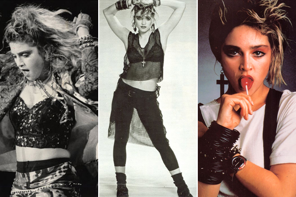Madonna in the 1980s – Persephone Magazine