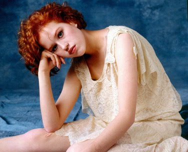 Molly Ringwald in the 1980s