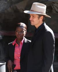 raylan and rachel visiting limehouse
