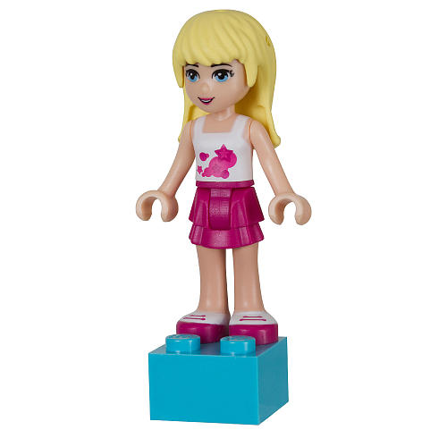 Stephanie from the Lego Friends collection