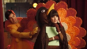 Deschanel in the New Girl