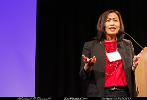 "Care.com founder Sheila Lirio Marcelo speaks about ""collecting people"""
