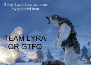Team Lyra Or GTFO