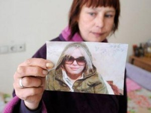 Oksana's mother