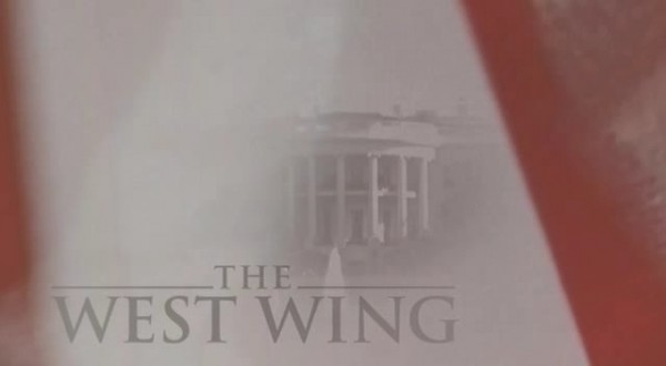 The West Wing - Agree that it is great, or we might be in a fight.