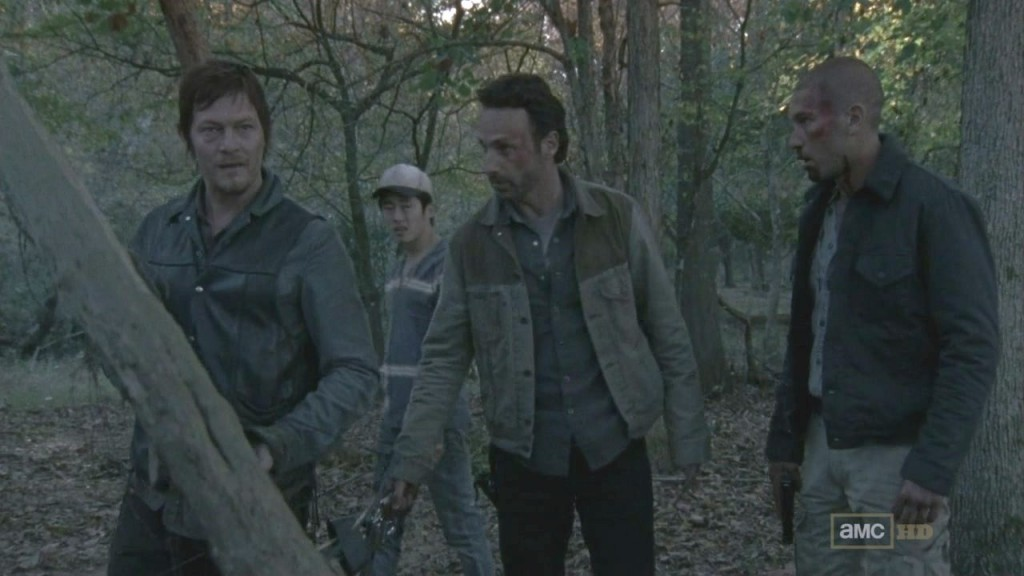 Recap The Walking Dead Episode 212 Better Angels
