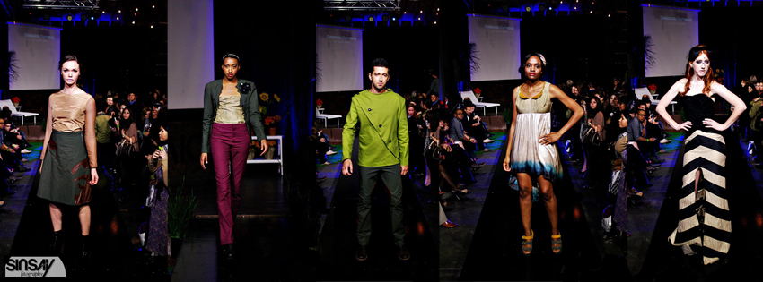 Jalyse Hanna 2012 Common Currency LA Fashion Week Collection