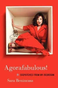 Agorafabulous! by Sara Benincasa (cover)