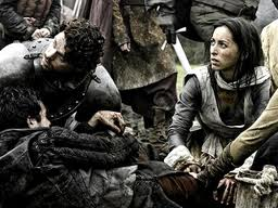 Robb Stark and Talisia